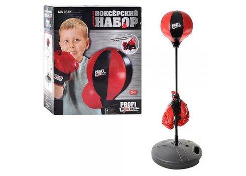 Боксерский набор PROFI BOXING MS 0333