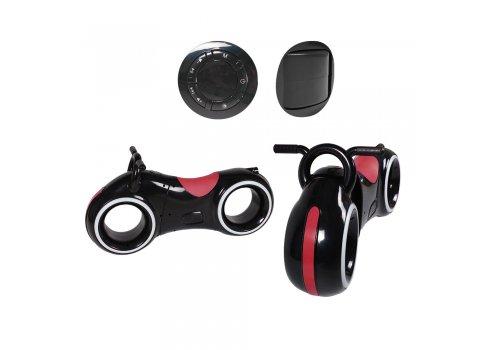 Беговел детский с Bluetooth и LED-подсветка GS-0020 Black/Red красный
