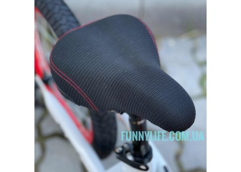 Беговел 16 дюймов Crosser BALANCE bike JK-07 AIR белый