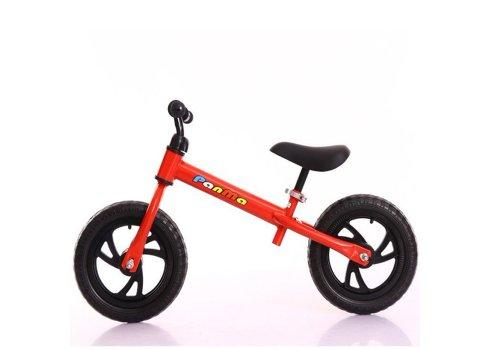 Велобег (беговел) Tilly на eva колесах T-212513 Red красный