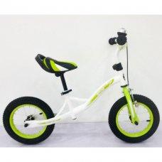Беговел (велобег) Tilly Balance Skyline на надувных колесах, T-21257 Green