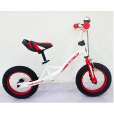 Беговел (велобег) Tilly Balance Skyline на надувных колесах, T-21257 Red