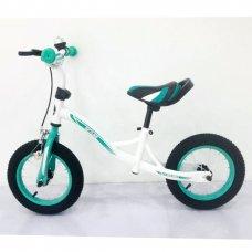 Беговел (велобег) Tilly Balance Skyline на надувных колесах, T-21257 Turquoise