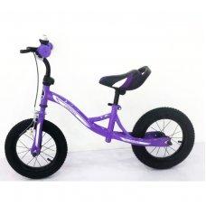 Беговел (велобег) Tilly Balance Compas на надувных колесах, T-21258 Purple