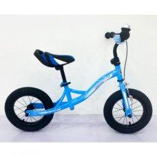Беговел (велобег) Tilly Balance Compas на надувных колесах, T-21258 Blue