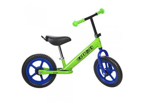 Беговел Profi Kids 12 дюймов EVA колеса, M 3473-4 зеленый