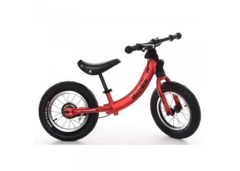 Детский беговел PROF1 KIDS 12 дюймов M 5450A-1 красный