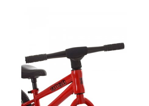 Беговел (велобег) 12 дюймов PROF1 KIDS M 5451A-1 красный
