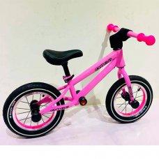 Беговел (велобег) 12 дюймов PROF1 KIDS M 5451A-4 розовый
