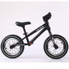 Беговел (велобег) 12 дюймов PROF1 KIDS M 5451A-5 черный