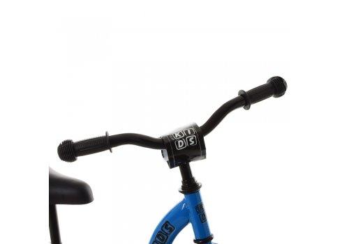 Беговел (велобег) детский 12 дюймов PROF1 KIDS M 5455-3 синий