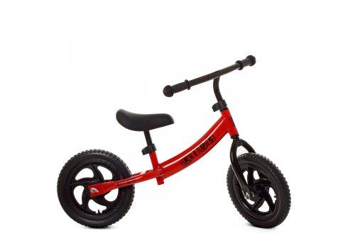 Беговел (велобег) 12 дюймов PROF1 KIDS M 5457-1 красный