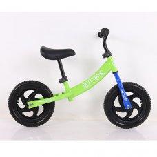Беговел (велобег) 12 дюймов PROF1 KIDS M 5457-2 зеленый