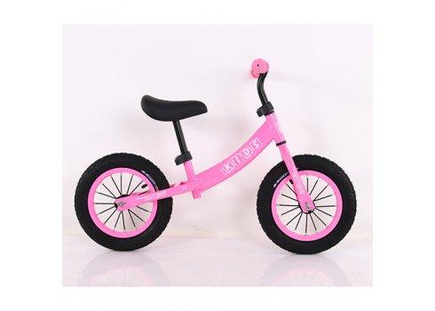 Беговел (велобег) 12 дюймов PROF1 KIDS M 5457A-4 розовый
