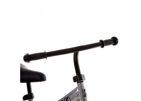 Беговел (велобег) 12 дюймов PROF1 KIDS M 5457A-6 серый