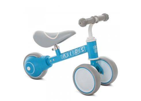 Беговел (велобег) трехколесный PROF1 KIDS M 5461-3 голубой