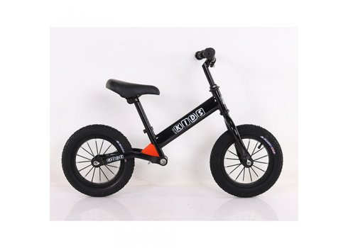 Беговел (велобег) 12 дюймов PROF1 KIDS M 5463A-8 черный