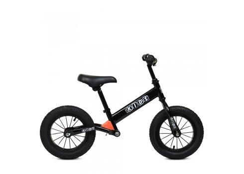 Беговел детский на надувных колесах PROFI KIDS 12 дюймов M 5463A-8 черный