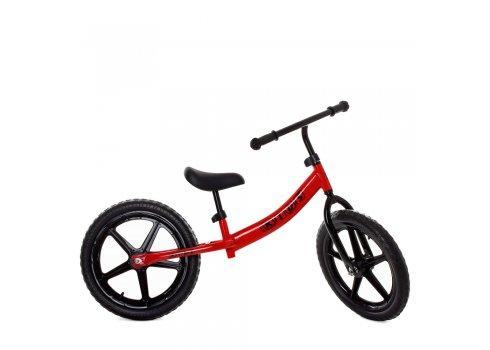 Детский беговел для детей от 4х лет PROF1 KIDS 16 дюймов M 5468-1 красный