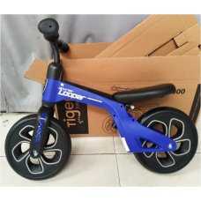 Детский беговел (велобег) Crosser Balance Bike Looper 10 дюймов синий