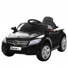 Детский электромобиль Mercedes на амортизаторах, M 2772EBLR-2 черный