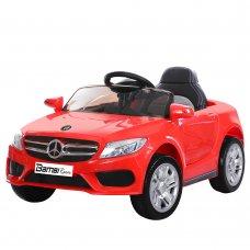Детский электромобиль Mercedes на амортизаторах, M 2772EBLR-3 красный