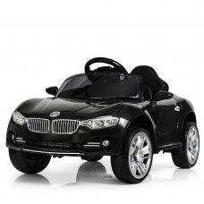 Детский электромобиль BMW БМВ на амортизаторах M 3175EBLR-2 черный