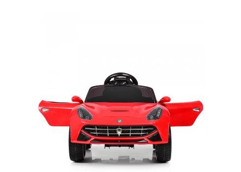 Детский электромобиль машина Ferrari (Феррари) M 3176EBLR-3 красный