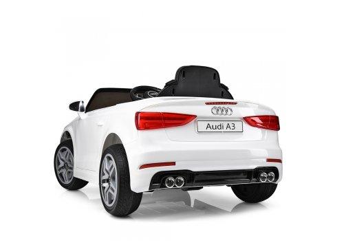 Детский 2-моторный электромобиль Audi, M 3633 EBLR-1 белый