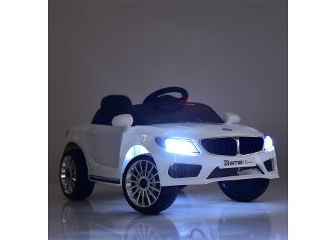 Детский электромобиль BMW Bambi M 3987EBLR-3 красный