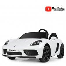 Электромобиль детский Porsche M 4055AL-1 с мощным 180W мотором, нагрузка 100 кг