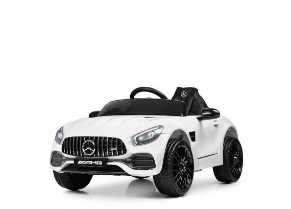 Детский электромобиль Mercedes (Мерседес) AMG Bambi M 4062EBLR-1 белый