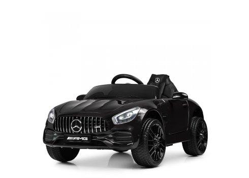 Детский электромобиль Mercedes (Мерседес) AMG Bambi M 4062EBLR-2 черный
