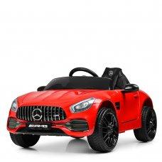 Детский электромобиль Mercedes (Мерседес) AMG Bambi M 4062EBLR-3 красный
