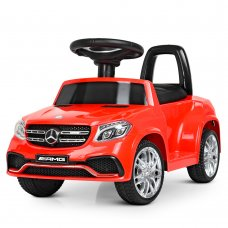 Электромобиль толокар Mercedes на пульте управления M 4065EBLR-3 красный
