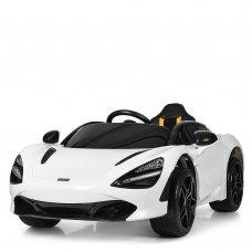 Детский электромобиль McLaren Макларен M 4085EBLR-1 белый