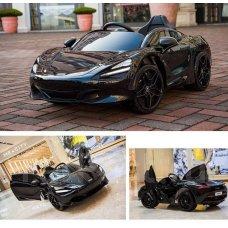 Детский электромобиль McLaren Макларен M 4085EBLR-2 черный