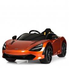 Детский электромобиль McLaren Макларен M 4085EBLRS-7 оранжевый автопокраска