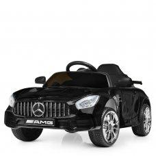 Детский электромобиль Mercedes AMG M 4105EBLRS-2 покраска черный
