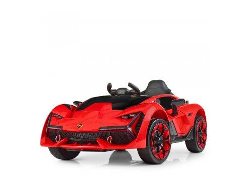 Детский спортивный электромобиль Lamborghini M 4115EBLR-3 красный