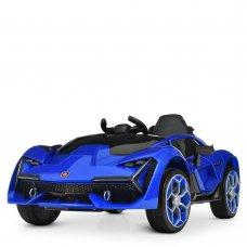 Детский спортивный электромобиль Lamborghini M 4115EBLR-4 синий