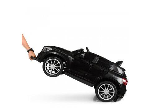 Детский электромобиль 4WD Mercedes AMG CLA 45 (Мерседес) BAMBI M 4124EBLR-2 черный