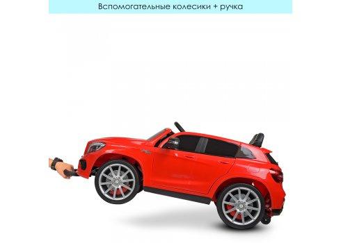 Детский электромобиль 4WD Mercedes AMG CLA 45 (Мерседес) BAMBI M 4124EBLR-3 красный