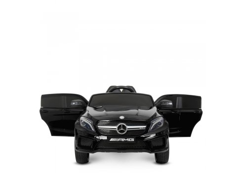 Детский электромобиль 4WD Mercedes AMG CLA 45 (Мерседес) BAMBI M 4124EBLRS-2 покраска чернный