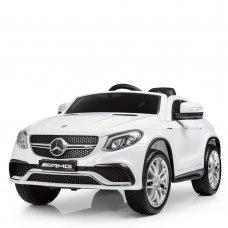 Детский электромобиль машина Merсedes AMG Мерседес АМГ M 4146EBLR-1 белый