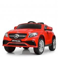 Детский электромобиль машина Merсedes AMG Мерседес АМГ M 4146EBLR-3 красный