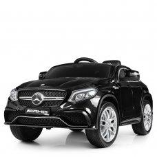 Детский электромобиль машина Merсedes AMG Мерседес АМГ M 4146EBLRS-2 покраска черный