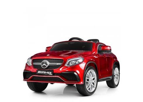 Детский электромобиль машина Merсedes AMG Мерседес АМГ M 4146EBLRS-3 покраска красный