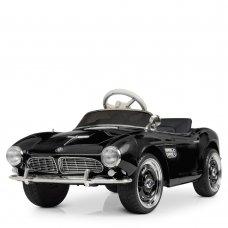 Детский электромобиль Ретро BMW M 4169EBLR-2 черный