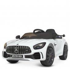 Детский электромобиль Mercedes AMG на пульте управления Bambi Racer M 4182EBLR-1 белый